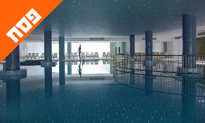 9 פסח הכול כלול בפאפוס - שמש, ים ומלון 5 כוכבים עם פארק מים