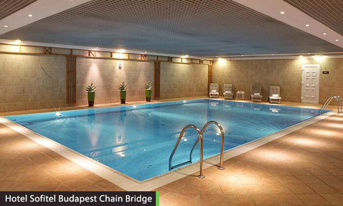 """5 חופשה בבודפשט - מלון 5 כוכבים מומלץ ומרכזי על גדת נהר הדנובה, כולל סופ""""ש"""