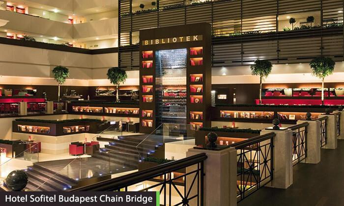 """4 חופשה בבודפשט - מלון 5 כוכבים מומלץ ומרכזי על גדת נהר הדנובה, כולל סופ""""ש"""
