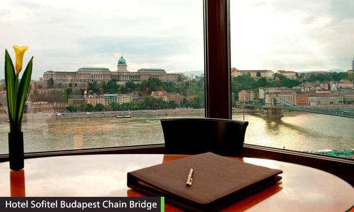 """7 חופשה בבודפשט - מלון 5 כוכבים מומלץ ומרכזי על גדת נהר הדנובה, כולל סופ""""ש"""