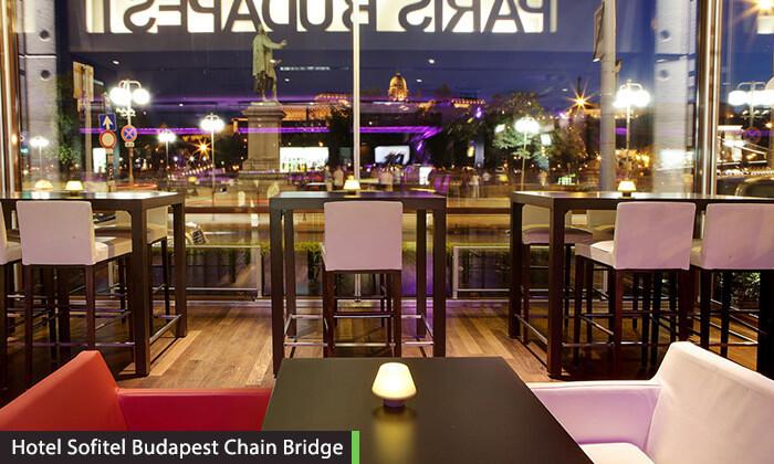 """9 חופשה בבודפשט - מלון 5 כוכבים מומלץ ומרכזי על גדת נהר הדנובה, כולל סופ""""ש"""