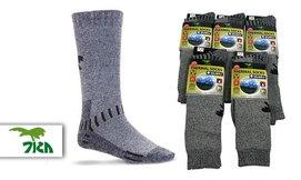 3 זוגות גרביים תרמיים של חגור