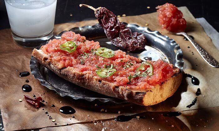 """12 מסעדת טפאו TAPEO הרצליה ות""""א - ארוחת שף זוגית"""
