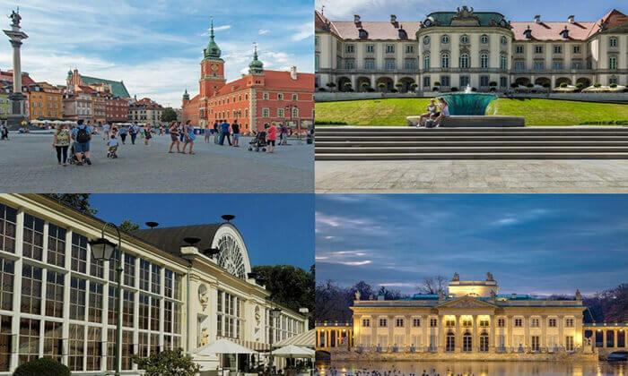 3 ורשה שלא הכרתם: מגוון סיורים מרתקים לבחירה בעיר