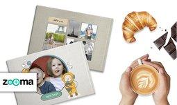 אלבום תמונות בעיצוב אישי ZOOMA