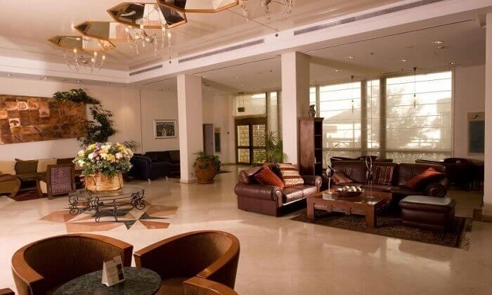"""5 חבילה רומנטית במלון כנען ספא, כולל סופ""""ש"""