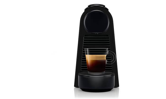 מכונת קפה נספרסו Nespresso כולל 14 קפסולות מתנה