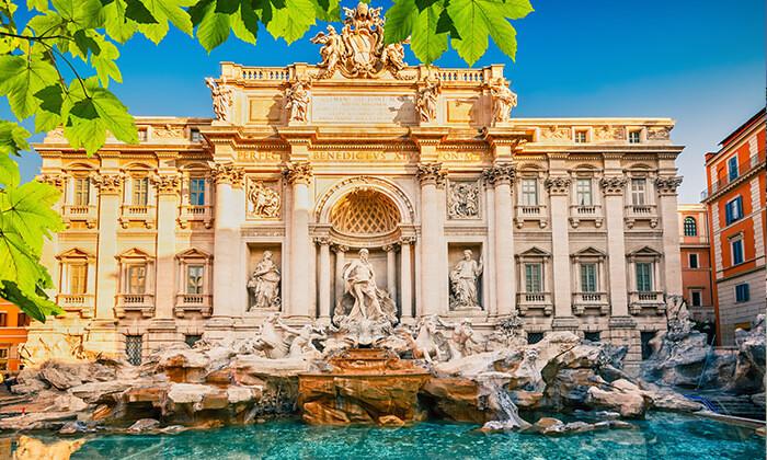 """2 סופ""""ש ברומא - העיר הכי רומנטית, האתרים הכי יפים, האוכל הכי טעים"""