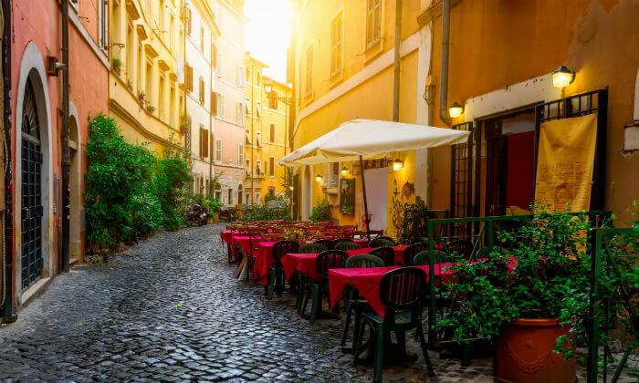 """5 סופ""""ש ברומא - העיר הכי רומנטית, האתרים הכי יפים, האוכל הכי טעים"""