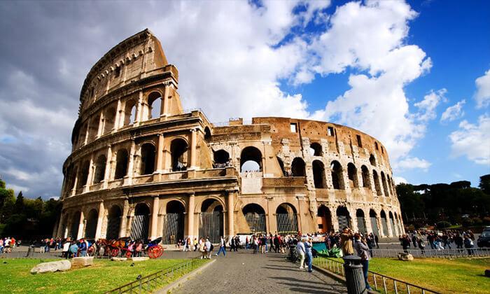 """9 סופ""""ש ברומא - העיר הכי רומנטית, האתרים הכי יפים, האוכל הכי טעים"""