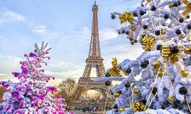 סוף שבוע בפריז