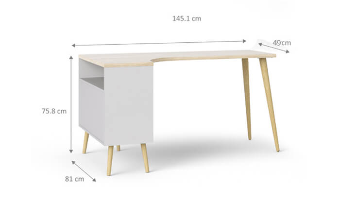 5 שולחן כתיבה HOME DECOR