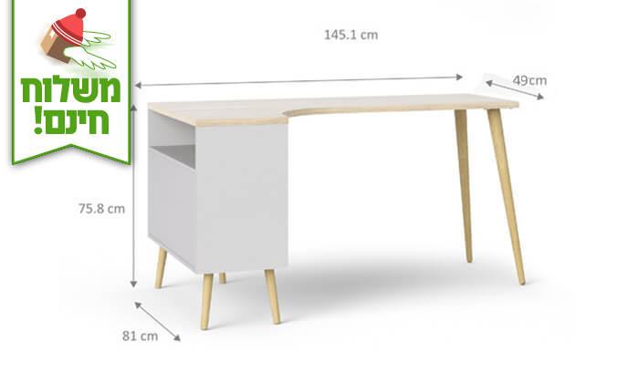 5 שולחן כתיבה HOME DECOR - הובלה חינם!