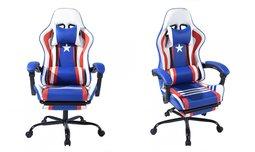 כיסא גיימר Homax אמריקה