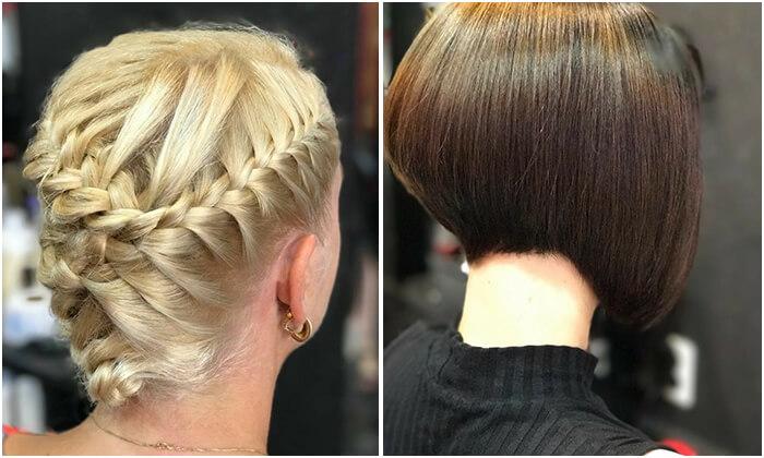 4 טיפולי שיער במכון היופי מון סלון, חיפה