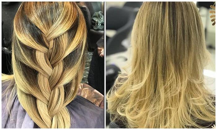 9 טיפולי שיער במכון היופי מון סלון, חיפה