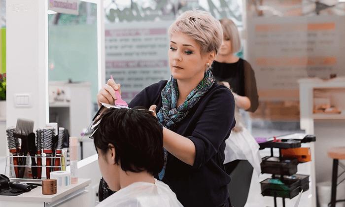 5 טיפולי שיער במכון היופי מון סלון, חיפה