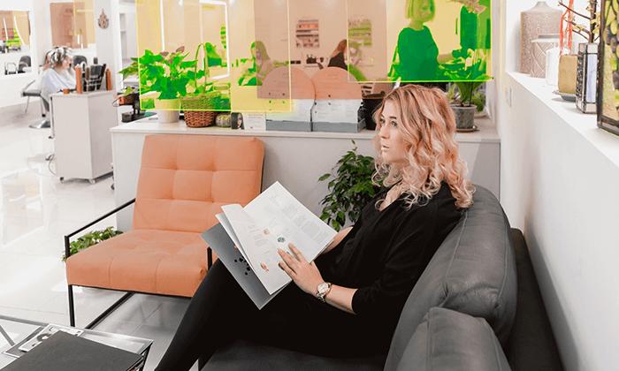 8 טיפולי שיער במכון היופי מון סלון, חיפה