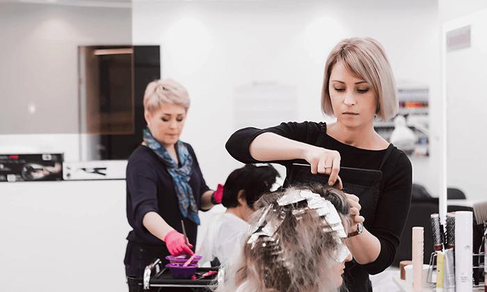 6 טיפולי שיער במכון היופי מון סלון, חיפה