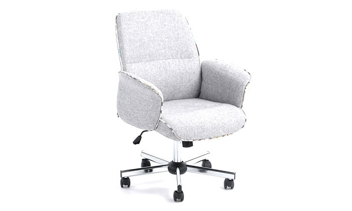 8 כיסא משרדי מרופד HOMAX