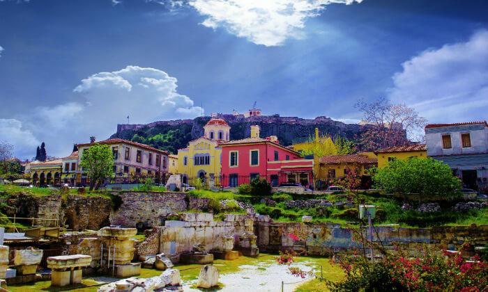 8 חופשה יוונית שמחה במיוחד עם ניקוס ורטיס באתונה