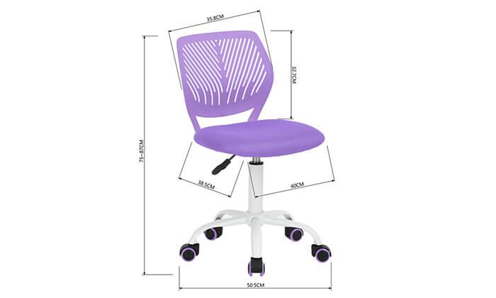 6 כיסא תלמיד Homax