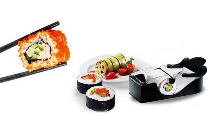 4 מכשיר להכנת סושי perfect roll