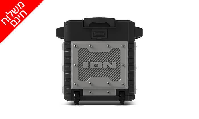 7 רמקול בלוטוס נייד ION - משלוח חינם!