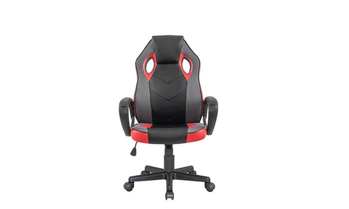 5 כיסא גיימינג ארגונומי Homax