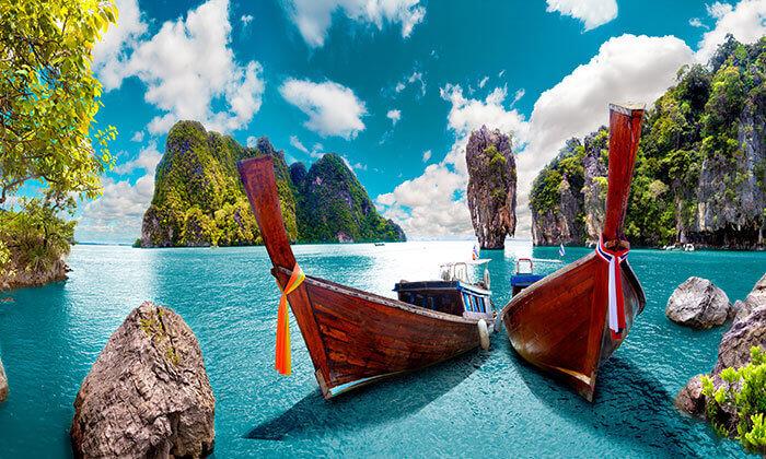 3 חופשה בפוקט - האי הכי גדול בתאילנד