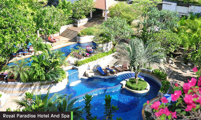 12 חופשה בפוקט - האי הכי גדול בתאילנד