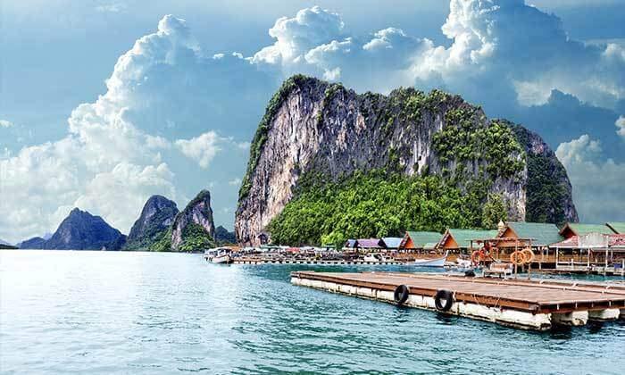 2 חופשה בפוקט - האי הכי גדול בתאילנד
