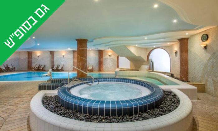 4 יום כיף ב-Share Spa, מלון חוף גיא