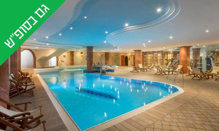 6 יום כיף ב-Share Spa, מלון חוף גיא