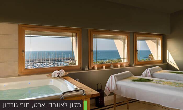 8 יום כיף זוגי עם עיסויים ברשתShare Spa- לאונרדו ארט, אורכידאה תל אביב, לאונרדו סוויט בת ים