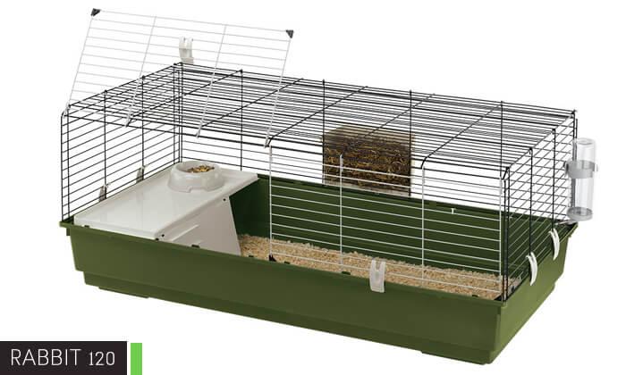 4 כלוב ארנבות פרפלסט Ferplast