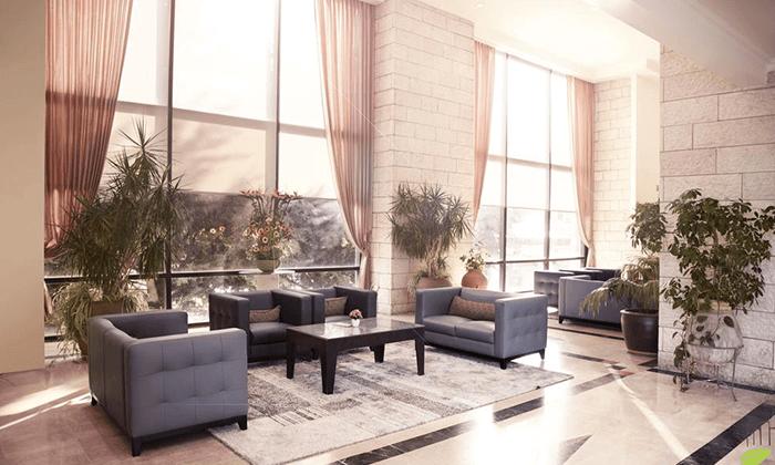 7 חופשה זוגית אורבנית בגני ירושלים - מלון וספא