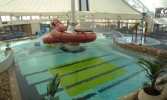 6 ימית ספארק המים בחולון - יום כיף במתחם הספא