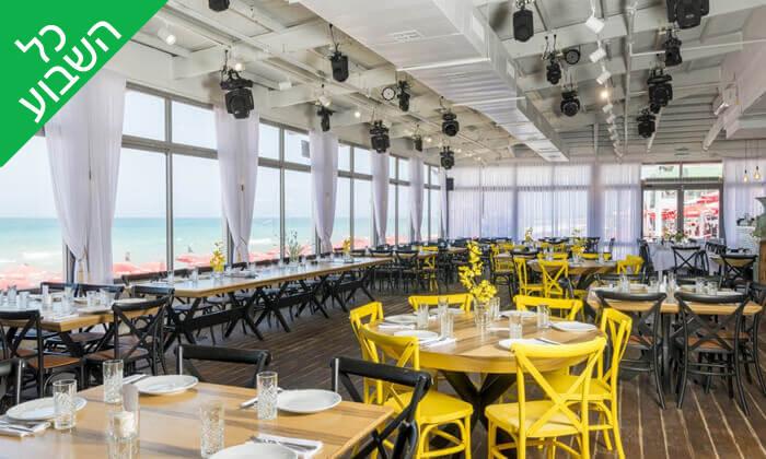 5 ארוחת בשרים במסעדת קאזה ביץ', טיילת בת ים
