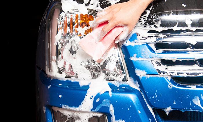 """3 שטיפת רכב וחידוש פנסים - מוסך ב.י הכל לרכב בע""""מ, אשקלון"""