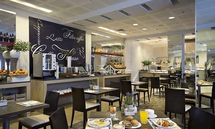 """3 חופשה במלון אסטרל מאריס, כולל טיסות - תקף גם בסופ""""ש"""