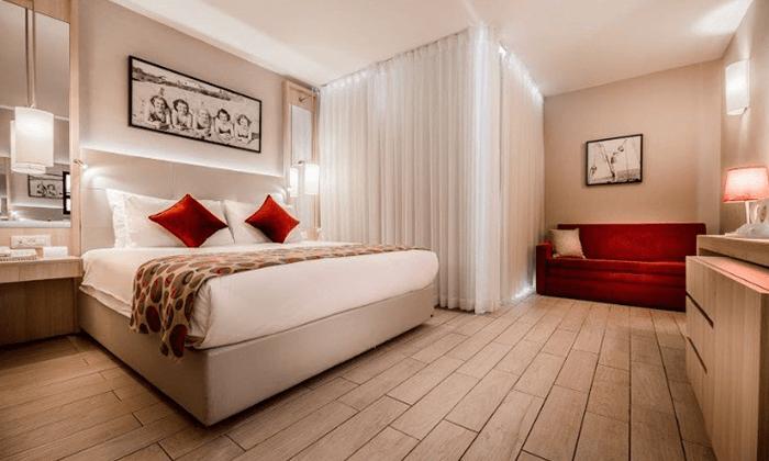 """9 חופשה במלון אסטרל מאריס, כולל טיסות - תקף גם בסופ""""ש"""