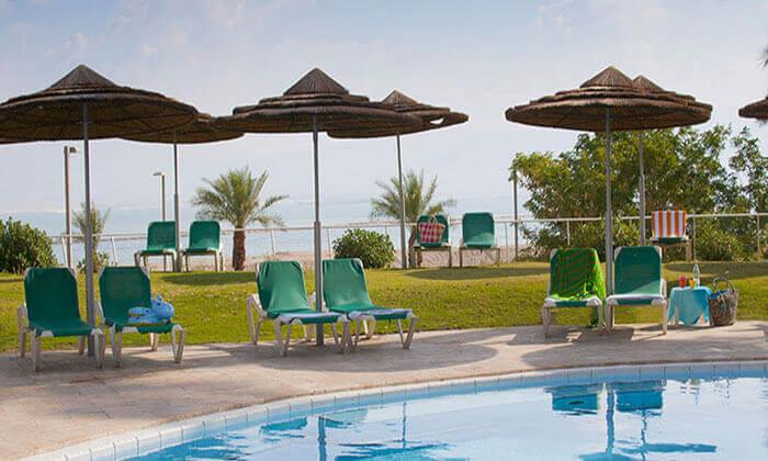 9 מלון דיויד ים המלח - חופשה על הרקע הקסום והייחודי של ים המלח, כולל ספא מפנק