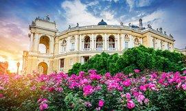 אביב וקיץ באודסה