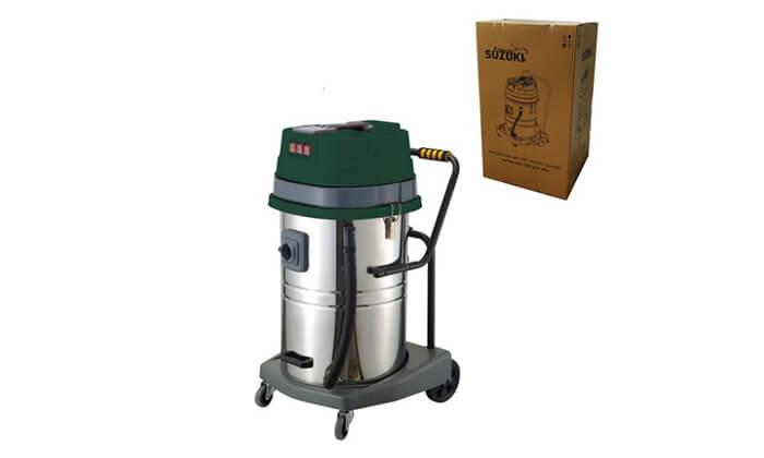 2 שואב אבק יבש ורטוב SUZUKI Energy
