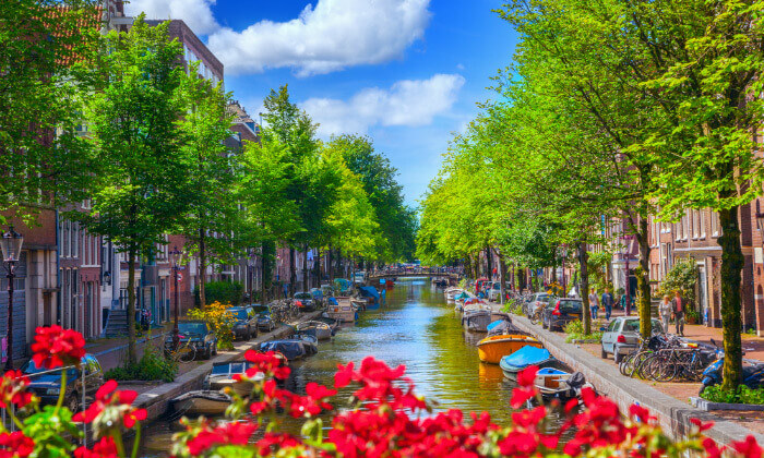"""3 חופשה באמסטרדם - העיר הכי כיפית באירופה, כולל סופ""""ש ופורים"""