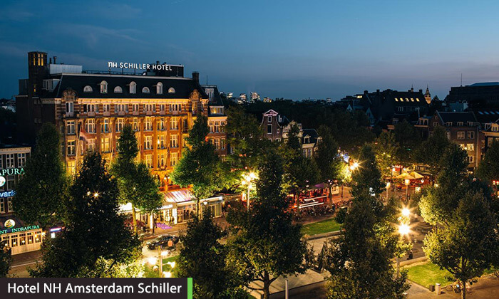 """8 חופשה באמסטרדם - העיר הכי כיפית באירופה, כולל סופ""""ש ופורים"""
