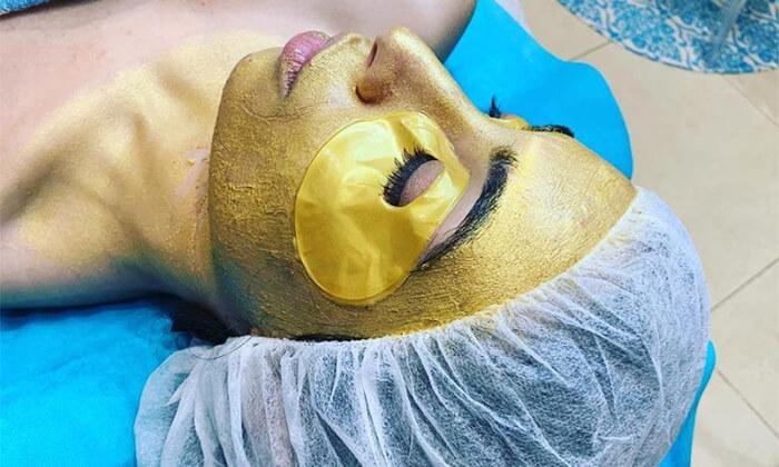 2 טיפול פנים בקליניקה של חן בראל, אשקלון