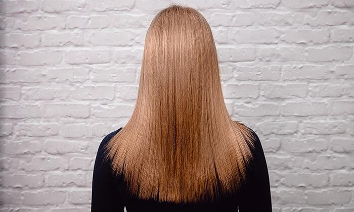 2 החלקת שיער מינרלית עד הבית - צימר ההחלקות, שלומי