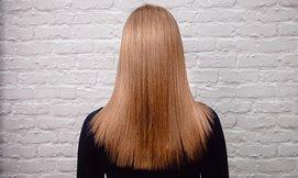 החלקת שיער מינרלית